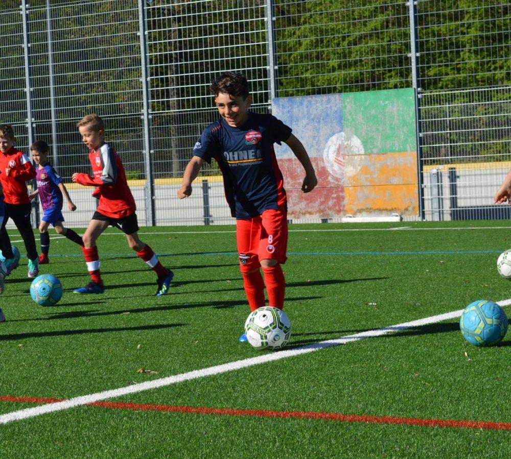 Ferienangebot - Training mit Ball