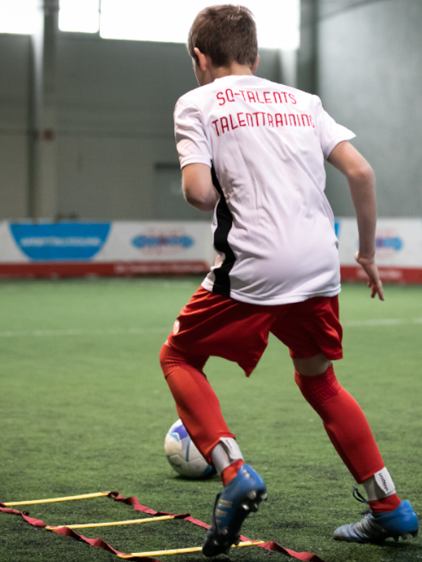 Fussballschule Talenttraining